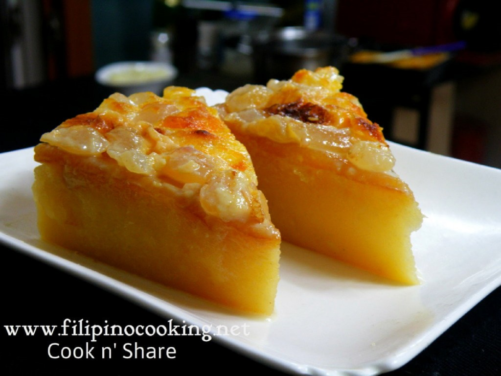 filipino cassava cake cassava cake cook n world cuisines 4064