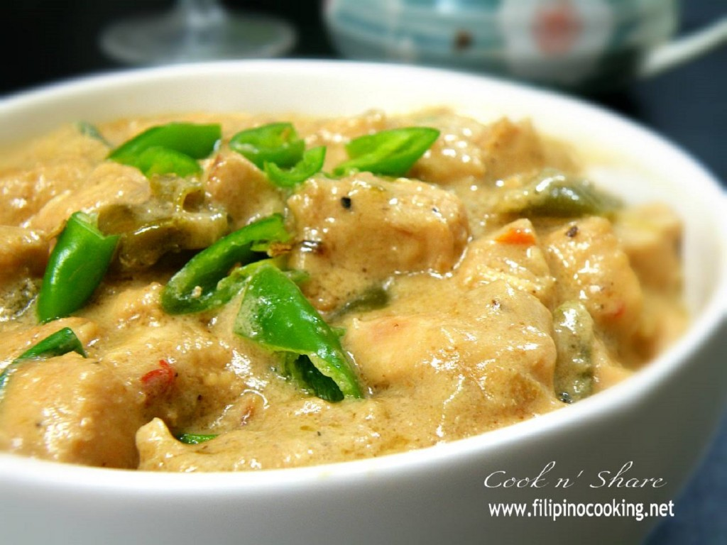 how to cook bicol express pork with bagoong