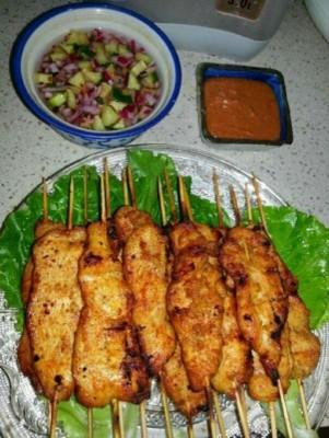 Chiken Satay