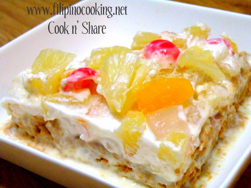 It Is Usually Baked In An Oven And Consists Of Various Layers Fruit Tail Gelatin Cream To Eliminate The Need For Baking