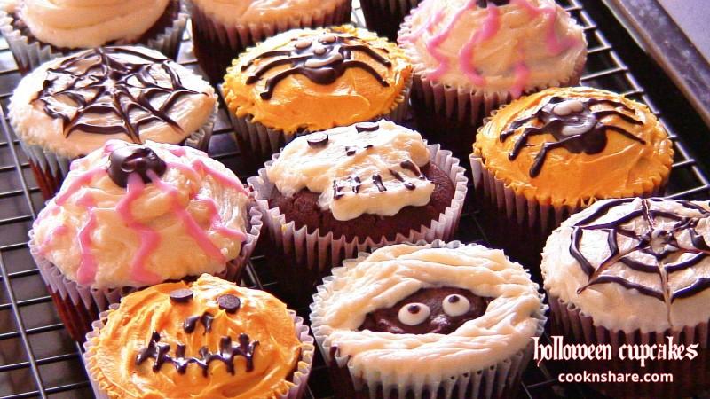 Holloween Cupcakes
