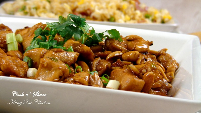 Kung Pao Chicken | Cook n' Share - World Cuisines