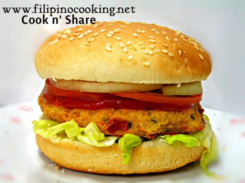 tofu burger s are made with extra firm tofu spices