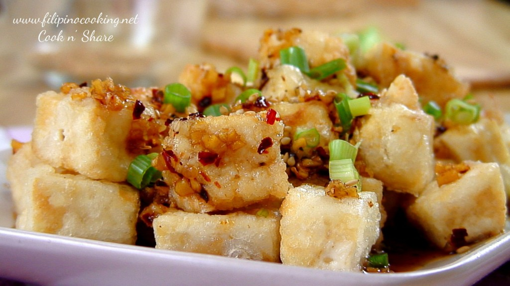 Sweet and Spicy Tofu | Cook n' Share - World Cuisines