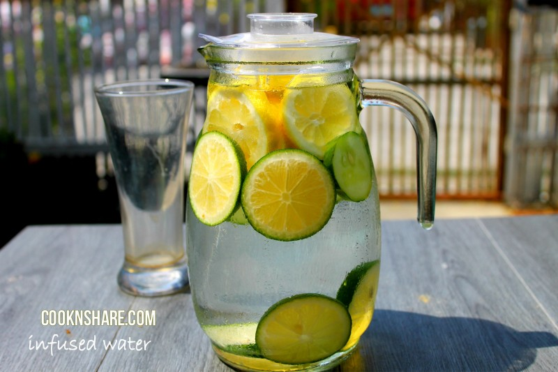 Sipping water throughout the day keeps your body hydrated without consuming calories or sugar, but you might not favor the bland taste of water after a few glasses. Instead of switching to a flavored beverage, make your own by squeezing a wedge of fresh lime juice into your katherinarachela7xzyt.gqd: Jun 17,