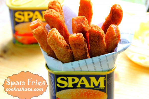 Spam Fries