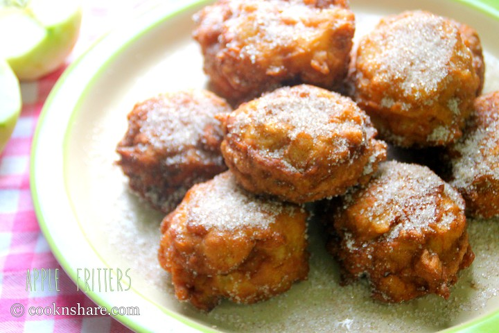 deep fried apple fritters recipe yummly apple fritters without deep ...