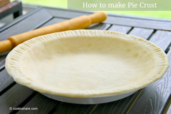 Homemade Pie Shells