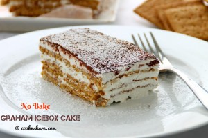 Graham Icebox Cake