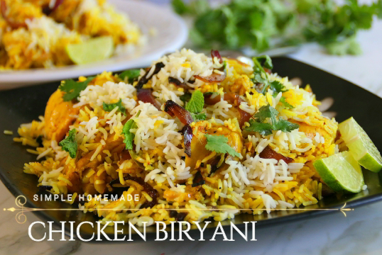 Chicken biryani cook n share world cuisines chicken biryani sometimes referred to as biriyani or biriani originated in india some claim the northern part of india but this is not certain forumfinder Image collections