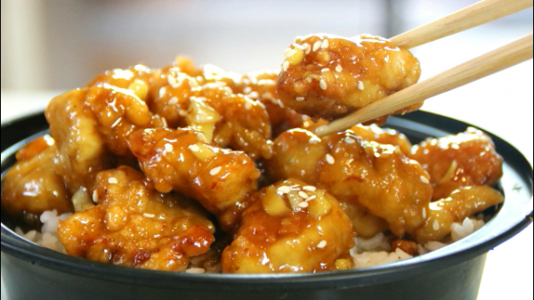 Honey Crispy Chicken