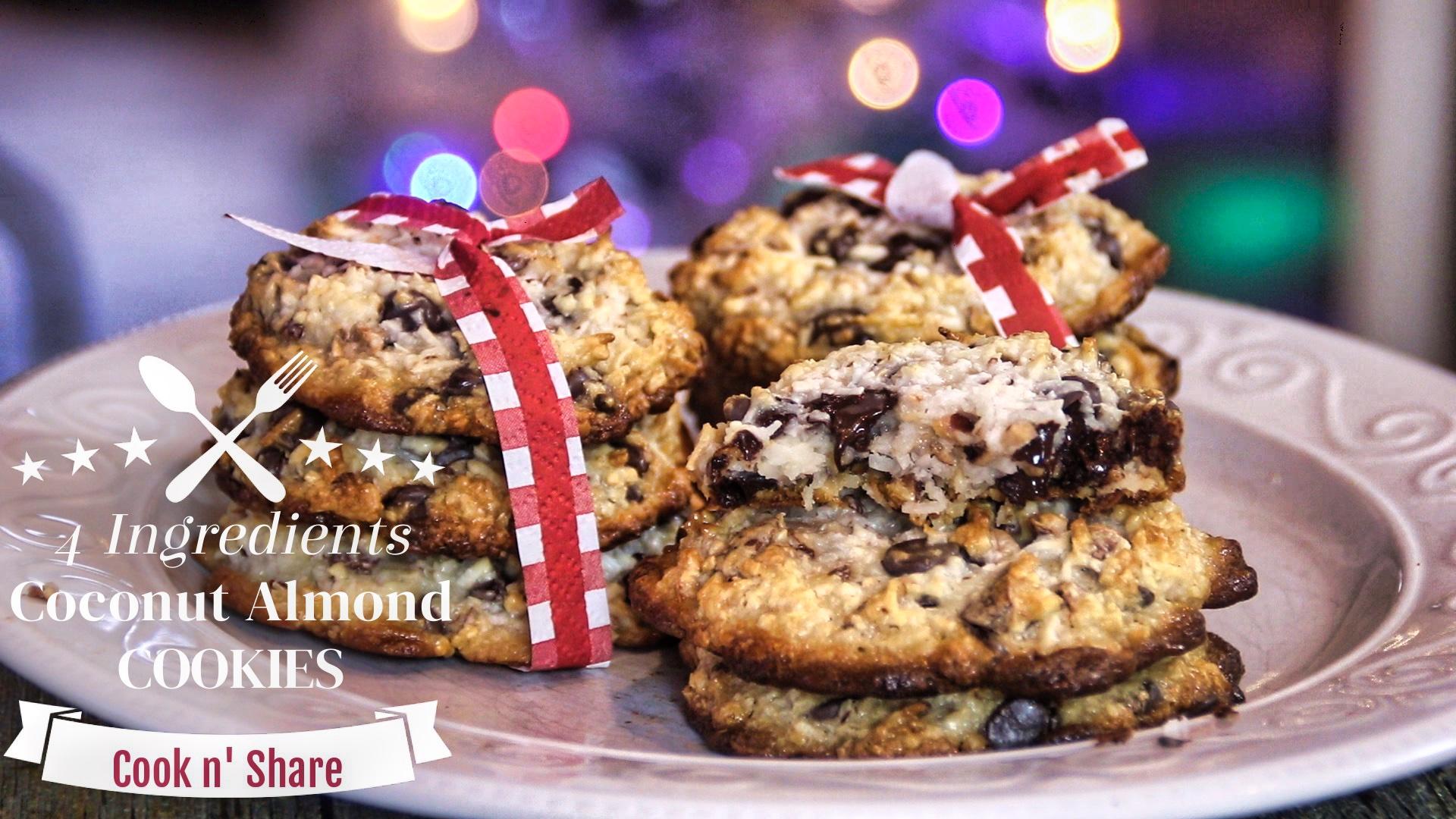 almondwalnutcookies